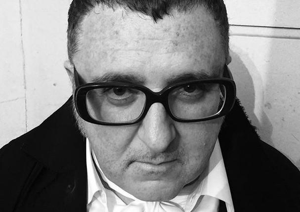 Alber Elbaz, diretor criativo da Lanvin (Foto: Reprodução/Instagram)