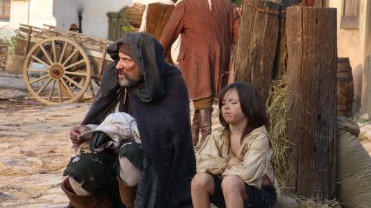 Descubra como Mão de Luva conheceu o pequeno Caju