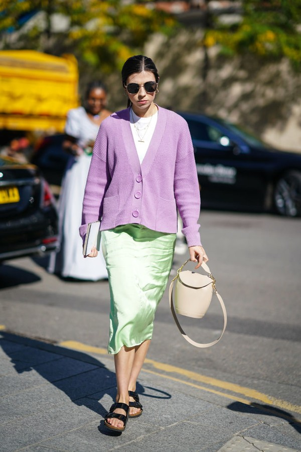Looks lavanda (Foto: Getty Images)