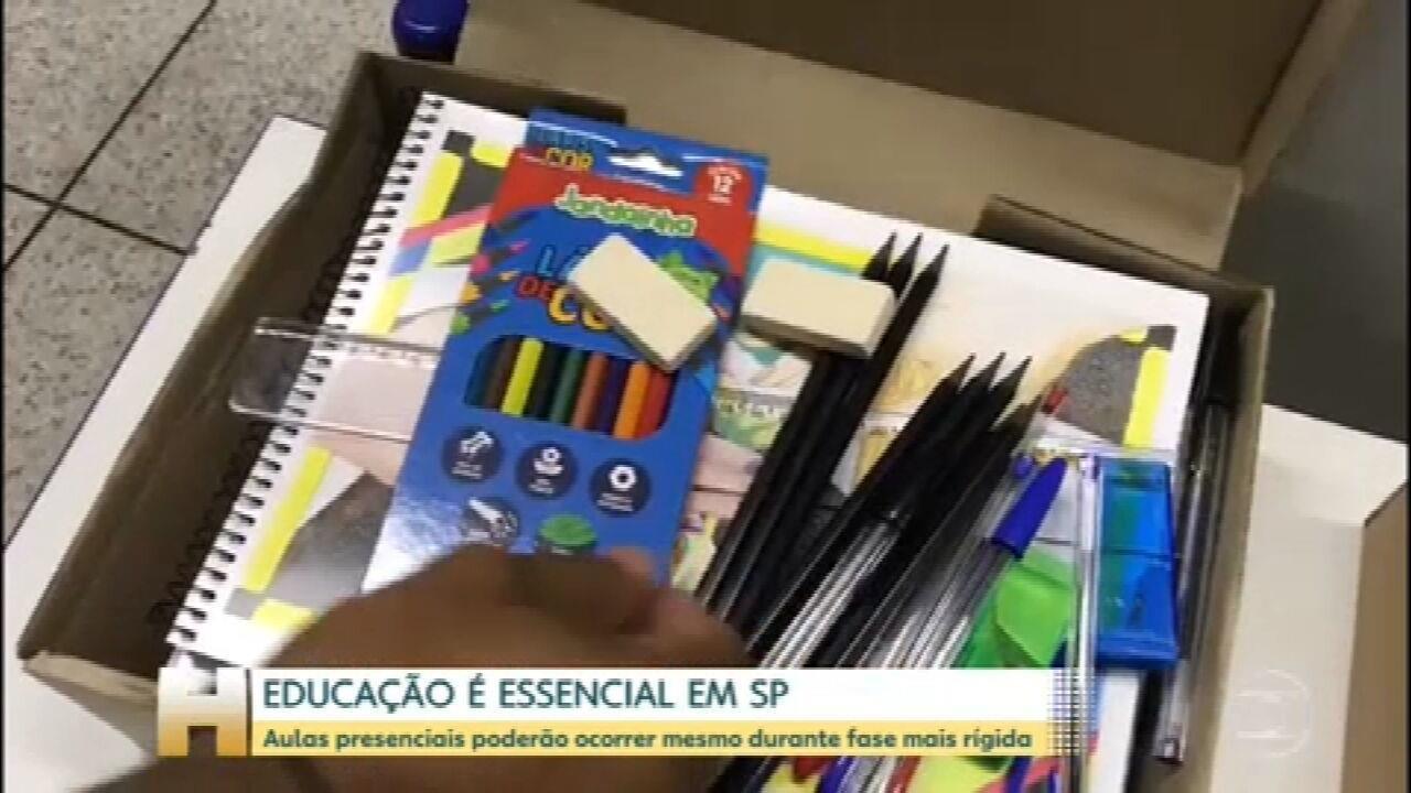 Educação é serviço essencial em São Paulo por decreto do Governo do Estado