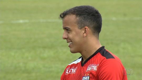 Gol e título mais marcantes da carreira empolgam o jovem Matheus Carvalho