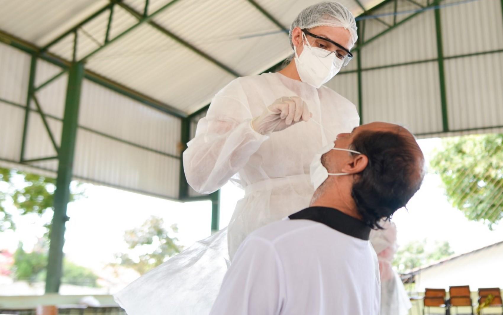 Goiás ultrapassa 18 mil mortes por coronavírus, diz governo