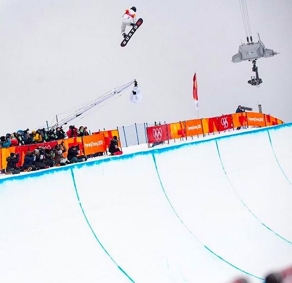 O campeão olímpico Shaun White (Foto: Instagram)