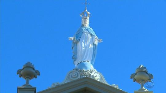 Restauração revela que santa fixada em igreja de Cachoeira do Sul teria sido confundida com outra por 80 anos