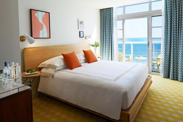 Hotel Thompsom em Miami (Foto: Chris Sanders/Divulgação)