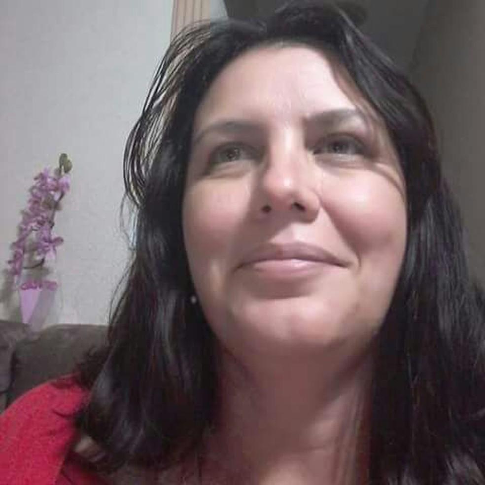 Diretora pedagógica Regina Helena Corsi Mangieri teve câncer duas vezes (Foto: Arquivo Pessoal)