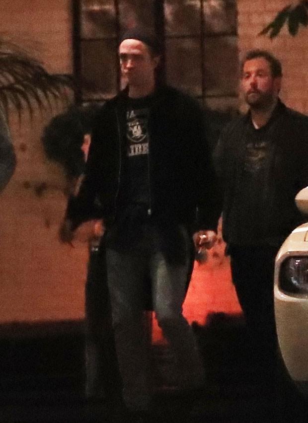 Robert Pattinson (Foto: Backgrid)
