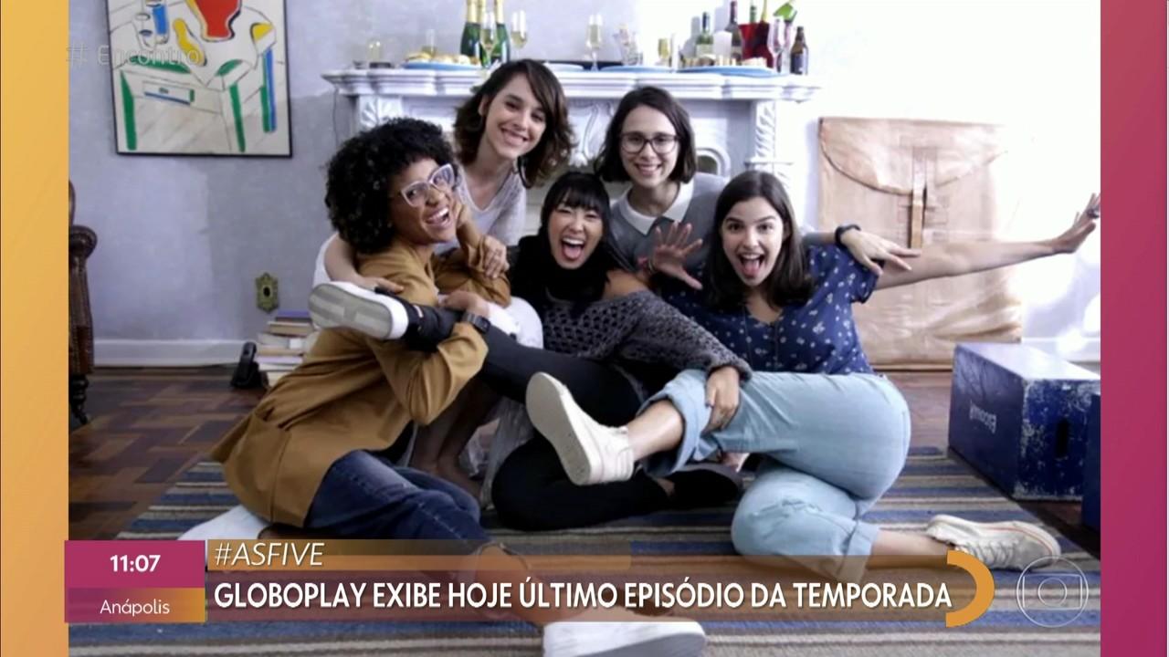 Fátima Bernardes comenta os assuntos que estão em alta nas redes