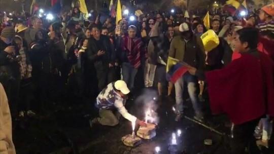 Governo do Equador volta atrás e cancela fim de subsídios a combustíveis