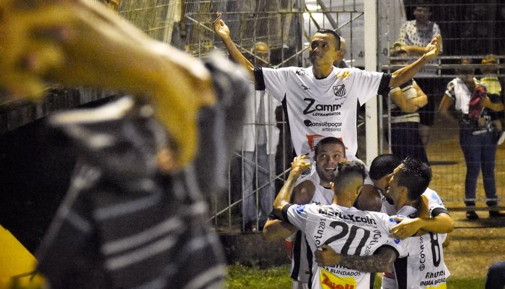 Bragantino classificado (Foto: Rafael Moreira/CA Bragantino)