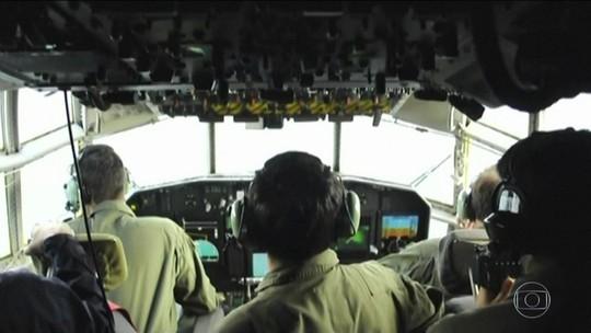 Argentina apura ruído 'consistente com explosão' após contato de submarino