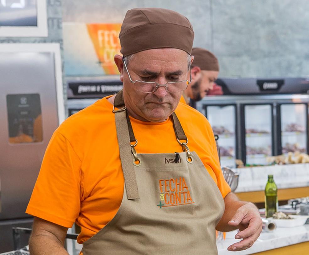 Ivson Silva - Participante do 'Fecha a Conta' — Foto: Artur Meninea/Gshow