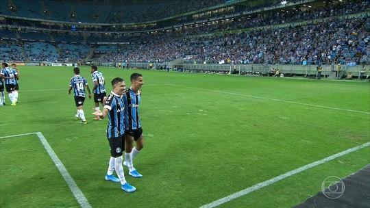Grêmio vence e complica o Cruzeiro; veja os gols dos jogos de quinta
