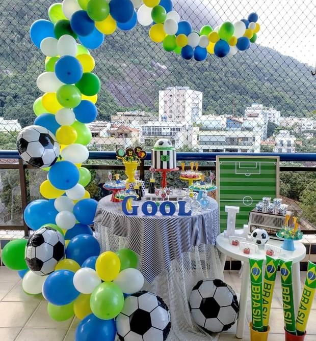 festa copa (Foto: arcadachapeu)