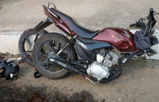 Motociclista morre em acidente na RJ-152, em Itaocara - Notícias - Plantão Diário