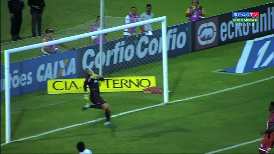 CRB x Guarani - Campeonato Brasileiro Série B 2018 - globoesporte.com