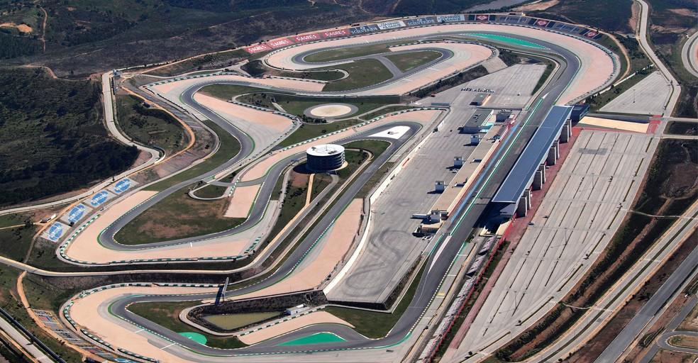 Autódromo de Portimão receberá a F1 no fim de outubro. Etapa é novidade no calendário 2020 da categoria — Foto: Divulgação