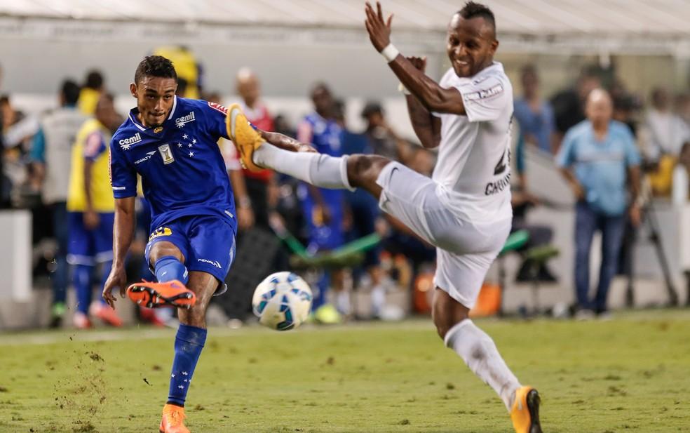 Eurico seguirá vinculado ao Cruzeiro (Foto: Marcello Zambrana/Light Press/Cruzeiro)