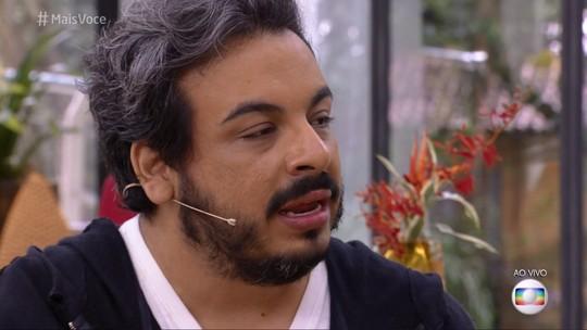 Luis Lobianco relembra carreira e chora ao falar da morte precoce da mãe