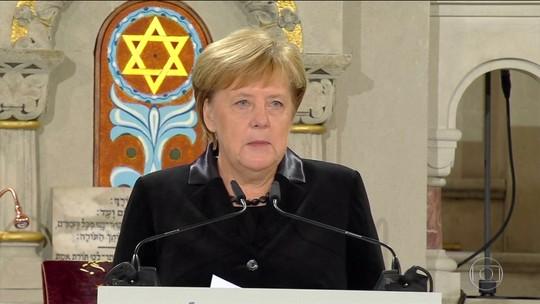 Nos 80 anos da 'Noite dos Cristais', líderes europeus alertam para aumento do antissemitismo