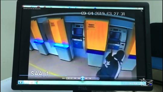 Preso em Minas Gerais homem suspeito de participar de assaltos a bancos no MA
