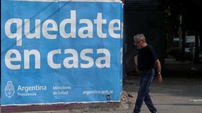 Argentina supera 100 mil casos de Covid-19