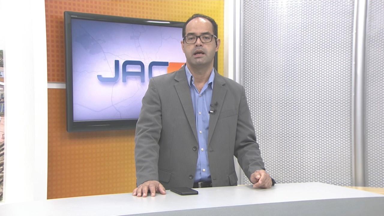 Assista a íntegra do Jornal do Acre 1ª edição deste sábado (24)
