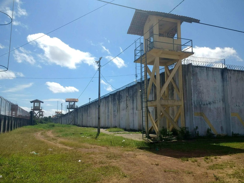 Fugas e tentativas registradas são consideradas uma afronta à administração (Foto: Fabiana Figueiredo/G1)