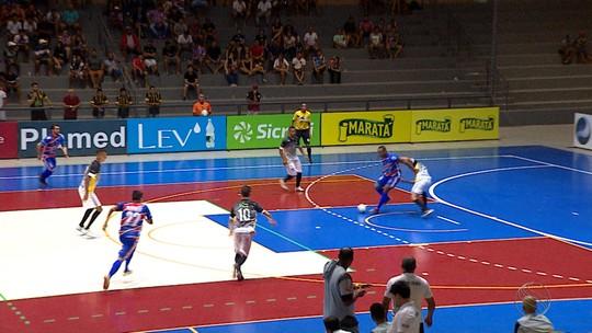 Itabaiana antecipa classificação e se garante como primeira do grupo B na Copa TV Sergipe