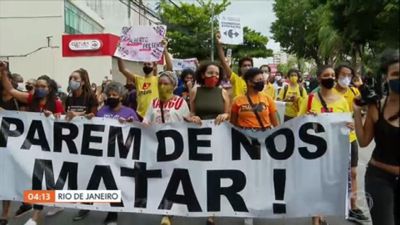 Cidades registram protestos após a morte brutal de João Alberto