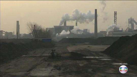OMS divulga dados alarmantes sobre poluição do mundo