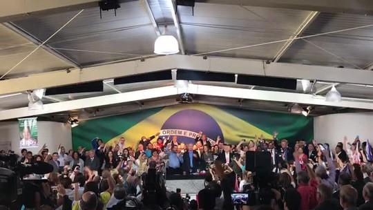 PDT confirma candidatura de Ciro Gomes à presidência