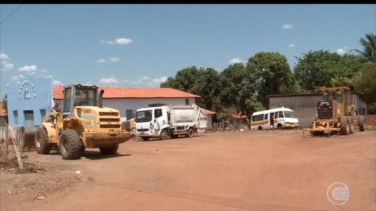 Equipe de transição em Curralinhos denuncia roubo de equipamentos
