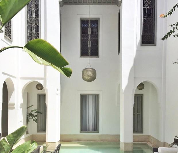 Roteiro de viagem: onde se hospedar em Marrakech - snan13 (Foto: Reprodução)