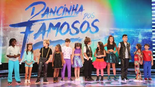 'Dancinha dos Famosos': reveja as apresentações das crianças na baladinha e confira o ranking