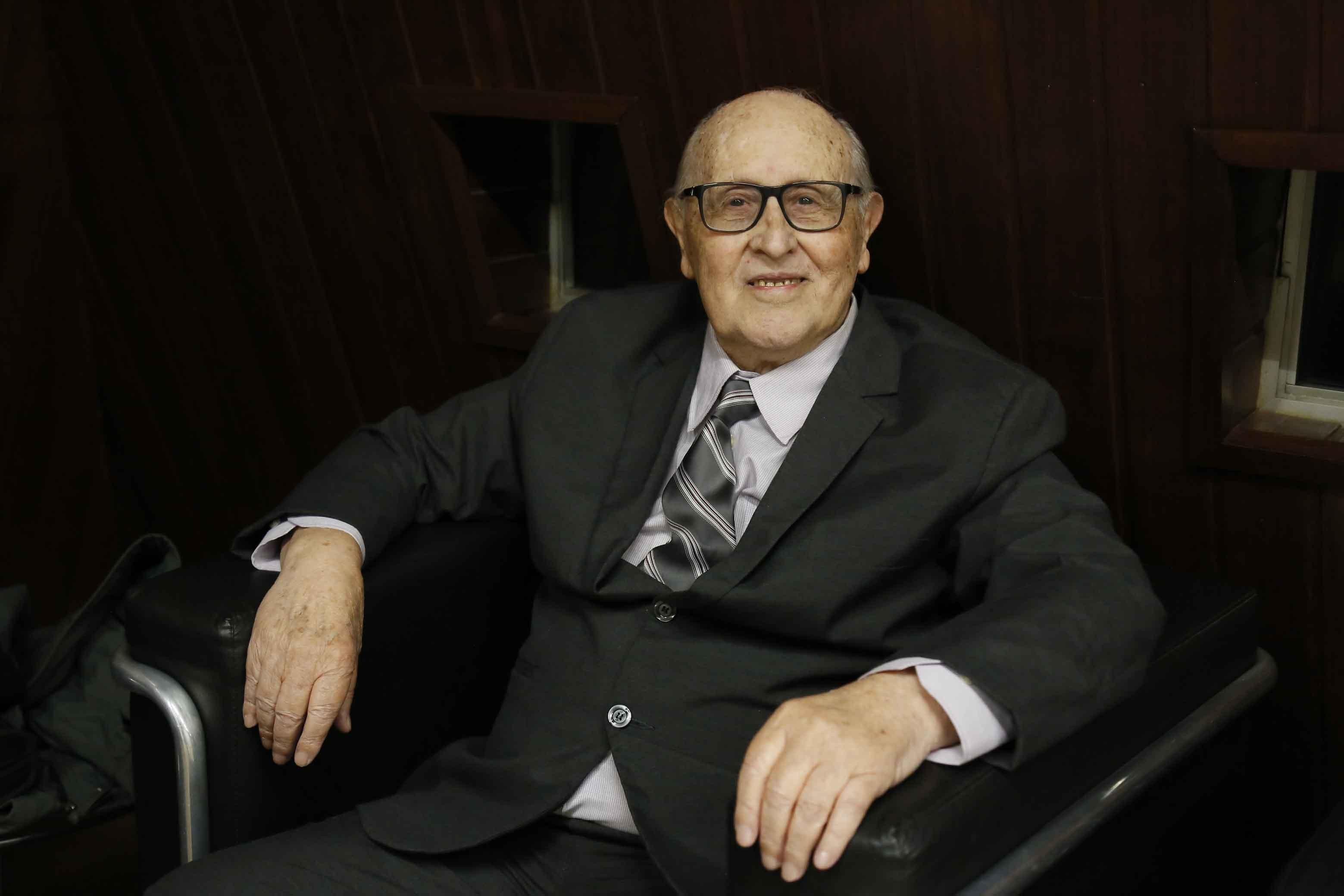 Historiador Jurandyr Ferraz de Campos, de Mogi das Cruzes, morre aos 83 anos - Notícias - Plantão Diário