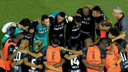 """Emerson Silva destaca força do Bota no Nilton Santos e """"catimba"""" alvinegra"""