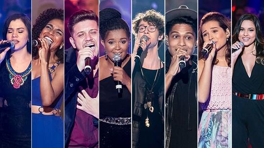Eleja a apresentação mais quente da Rodada de Fogo do 'The Voice'