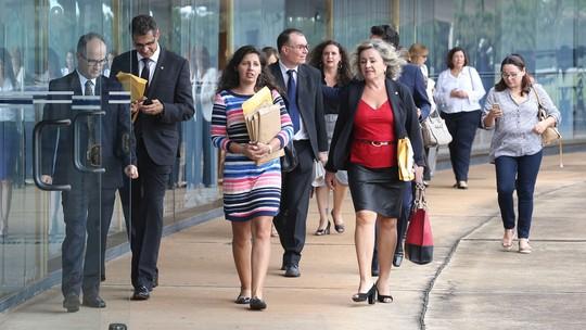 Resultado de imagem para Juízes e promotores defendem no STF manutenção da prisão após decisão de segunda instância