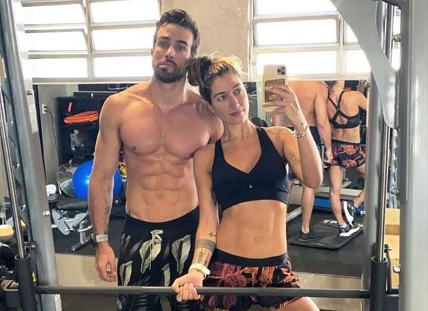 Gabriela Pugliesi e Erasmo Viana (Foto: Reprodução/Instagram)