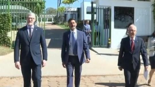 Governadores da Amazônia Legal se reúnem com embaixadores de quatro países europeus