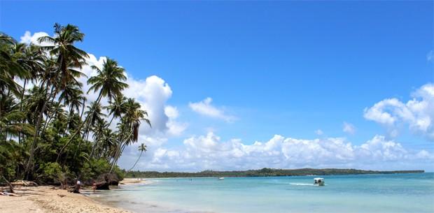 Boipeba, na Bahia (Foto: Divulgação)