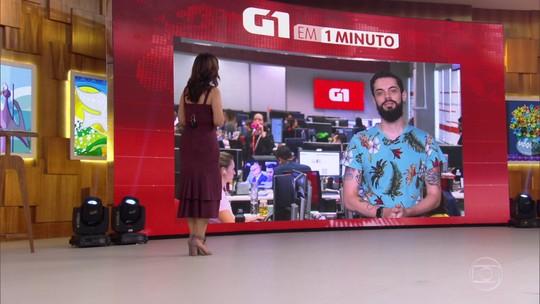 G1 em 1 Minuto: 52,6% dos brasileiros de 25 anos ou mais não concluíram a educação básica