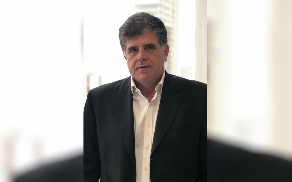 Rafael Ângelo, novo Secretário de Esporte de Goiás — Foto: Reprodução