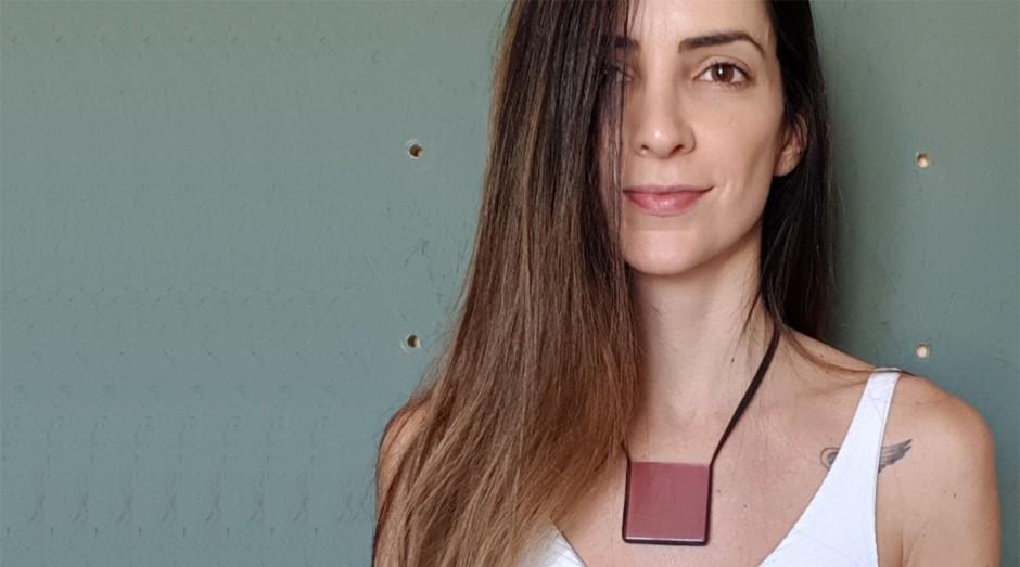 Ligia Massabki, da Pablita: exemplo de upcycling (Foto: Divulgação)