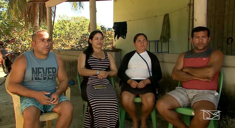 Família de bebê que morreu após estupro está inconformada e exige justiça no caso — Foto: Reprodução/TV Mirante