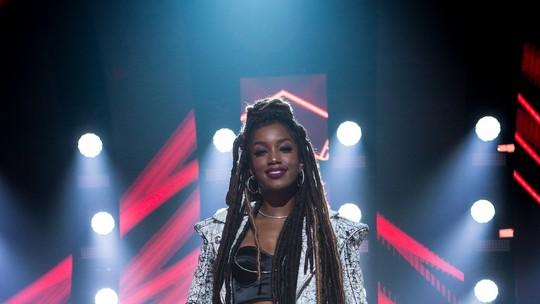 IZA participa das primeiras gravações como técnica do 'The Voice Brasil': 'Já está sendo um grande aprendizado'