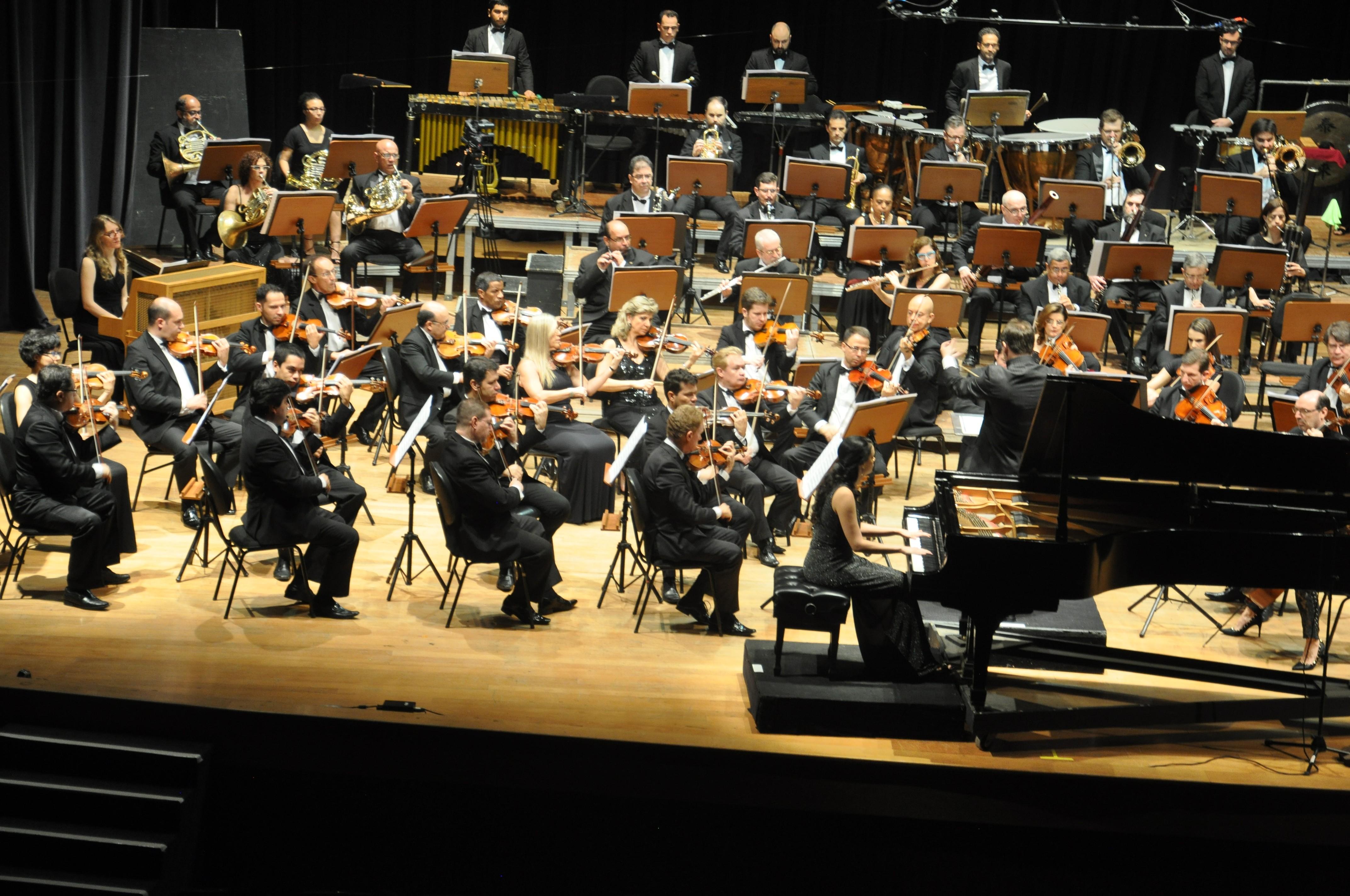 Sinfônica de Campinas se apresenta com ingressos a partir de R$5 neste fim de semana - Noticias