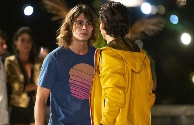 Na quarta-feira (24), João encontrará Jerônimo na cadeia e dirá que o ama (Foto: TV Globo)