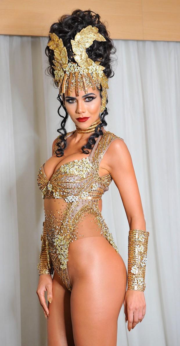 Daniela Albuquerque (Foto: Samuel Chaves/Brazil News)